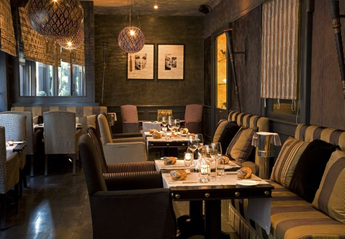 Regina Hotel Baglioni restaurant