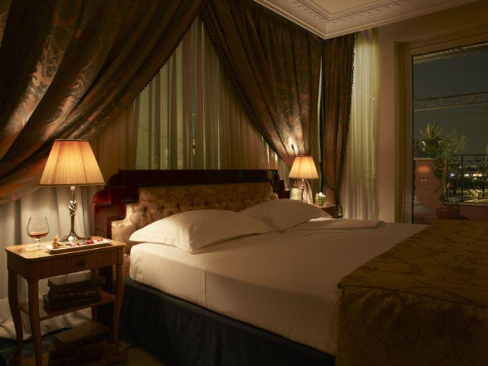 Regina Hotel Baglioni suite