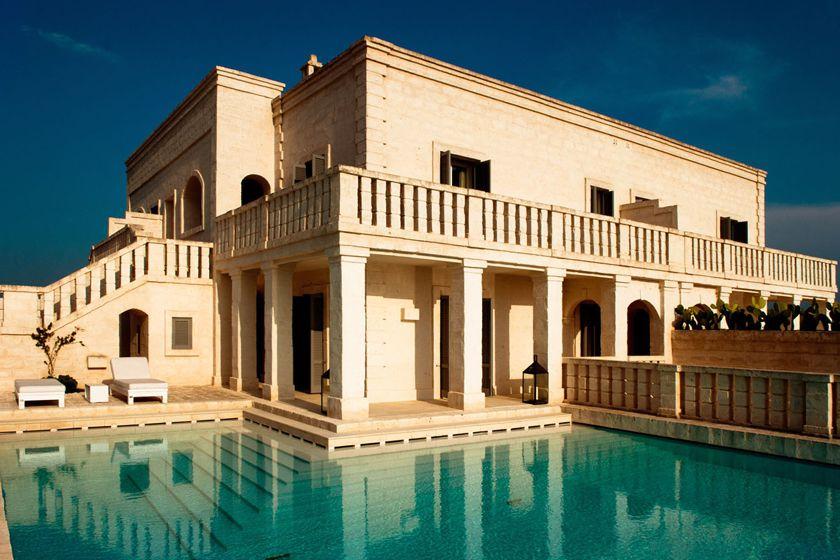Pool Villa at Borgo Egnazia, Puglia, Italy