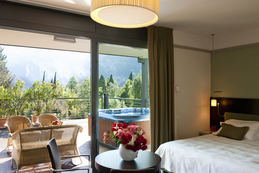 Executive Room at Du Lac et Du Park, Lake Garda