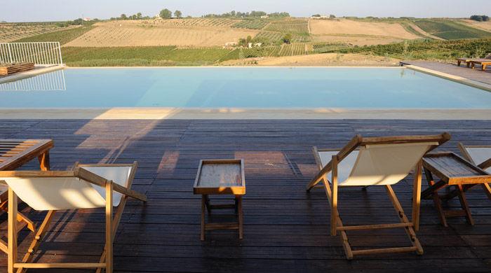 Pool, La Foresteria, Sicily