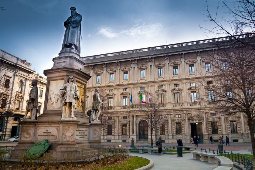 Leonardo da Vinci Museum, Milan