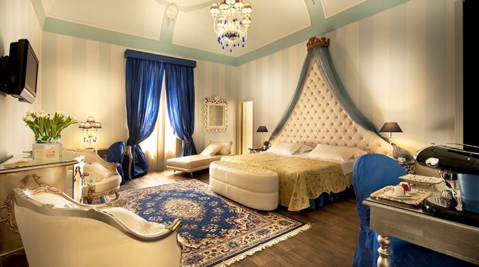 Royal Suite, Relais Antica Badia