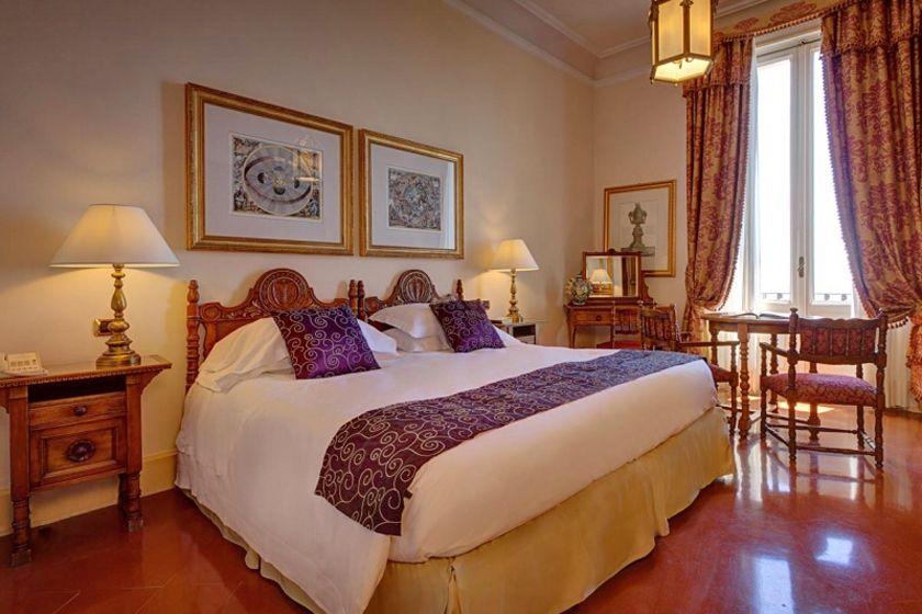 Room at San Domenico Palace, Sicily