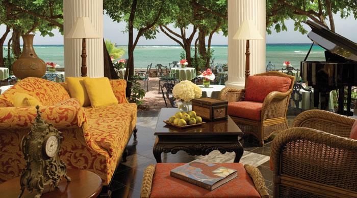 Lobby Terrace, Half Moon, Jamaica