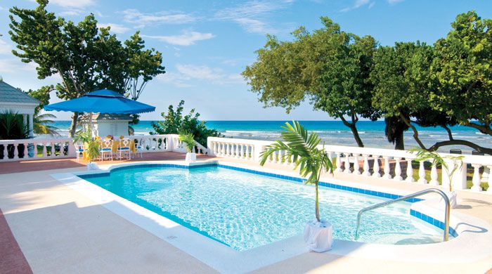 Royal Villa Pool, Half Moon, Jamaica
