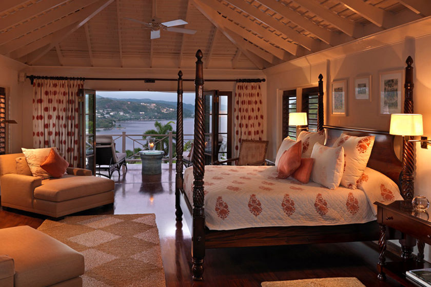 Room at Round Hill, Jamaica