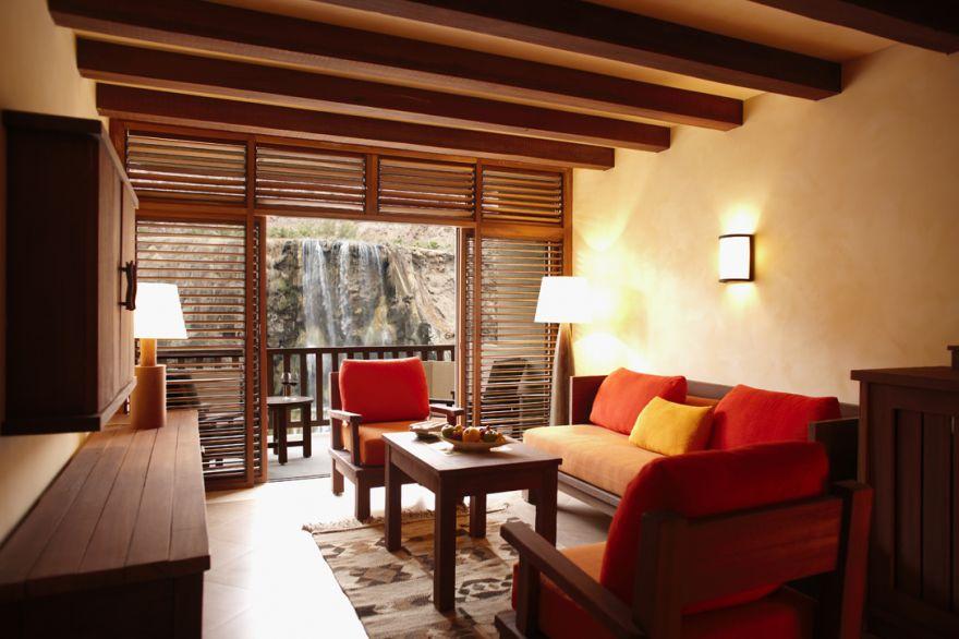 Guestroom, Evason Ma�in Hot Springs, Jordan