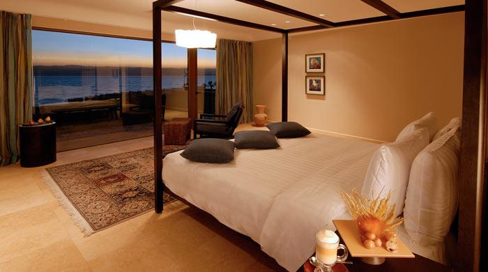 Beach Chalet, Kempinski Hotel Ishtar, Jordan