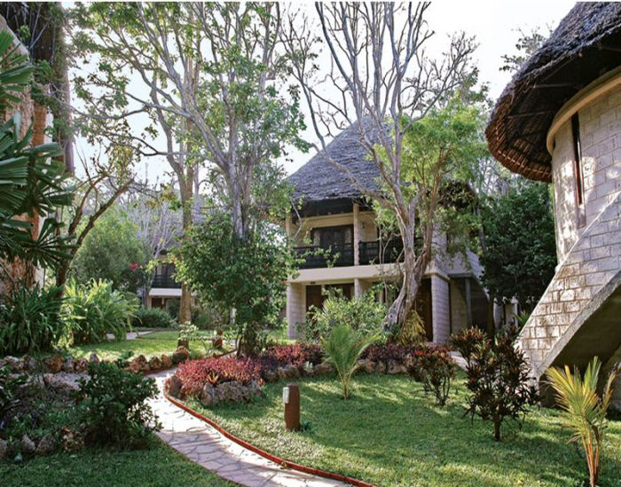 Baobab Beach Resort & Spa, Kenya