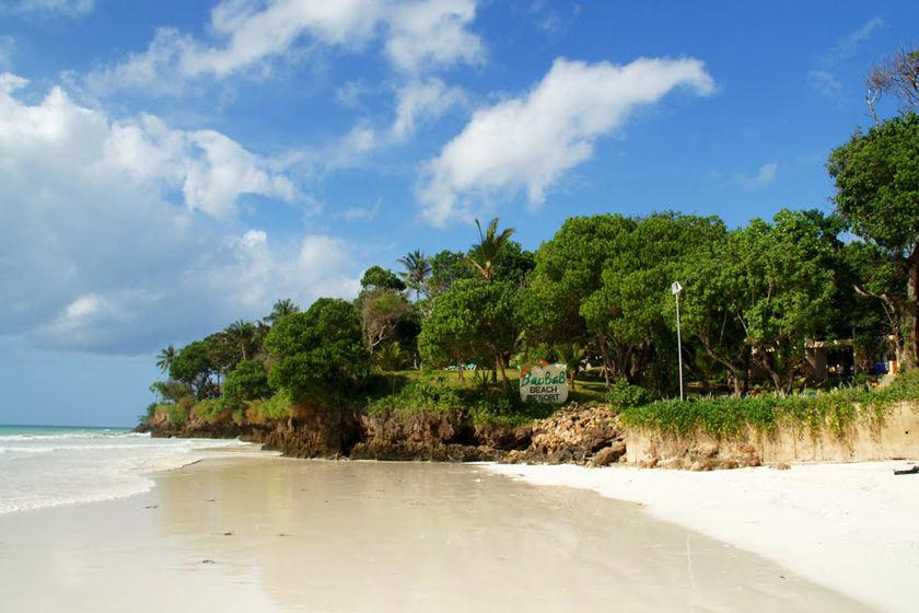 Baobab Beach Resort, Kenya