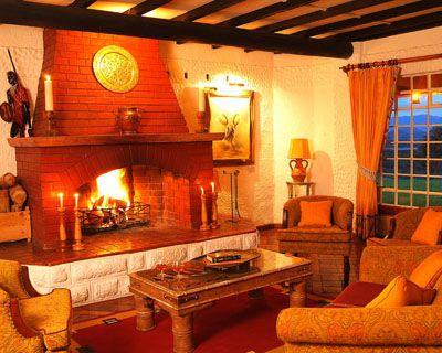 Kiangazi House, lounge