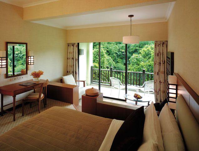Shangri la Rasa Ria - Garden Wing Room
