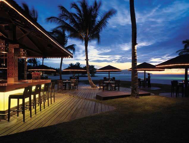 Shangri la Rasa Ria - Sampan Bar