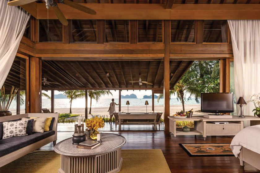 Beachfront Villa at Four Seasons Langkawi, Malaysia