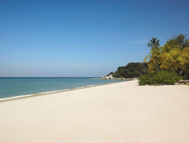 Batu Feringgi beach