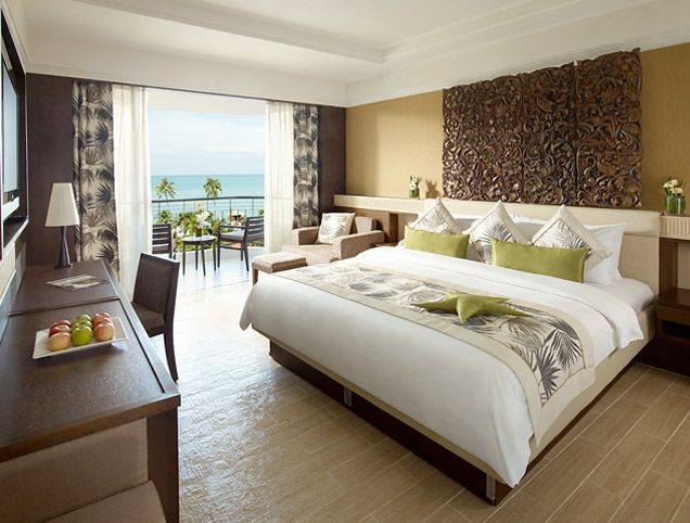 Executive Seaview Room, Golden Sands Penang