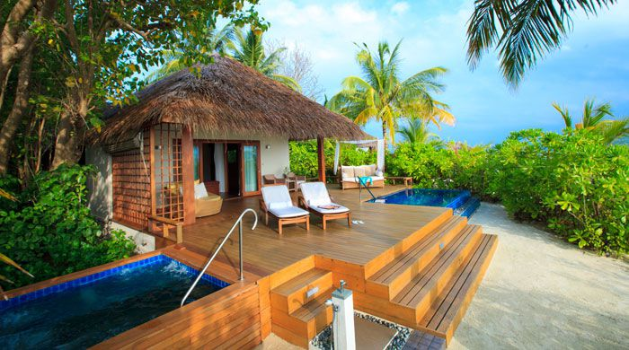 Premium Pool Villa, Baros Maldives