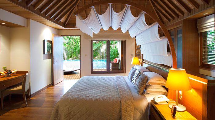Residence Villa, Baros Maldives
