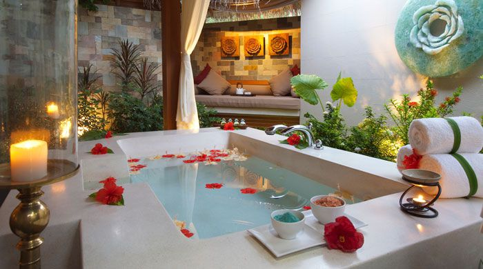The Spa, Baros Maldives