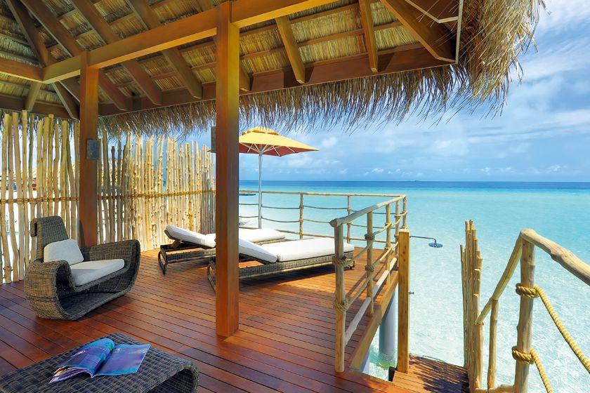 Senior Villa at Constance Moofushi, Maldives