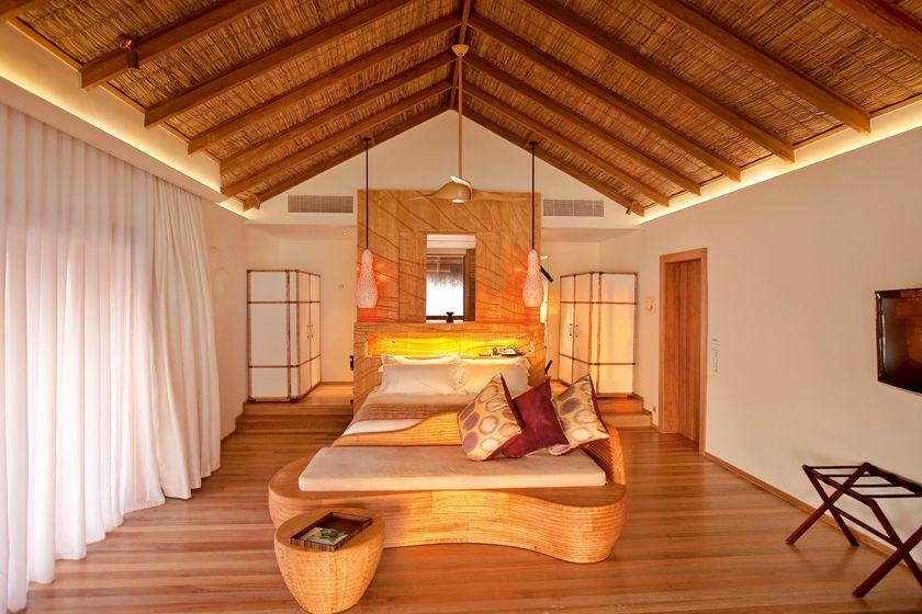 Water Villa at Constance Moofushi, Maldives