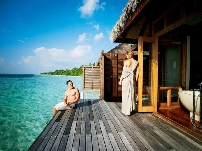 Water villa, Lux* Maldives