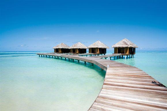 Water villas, Lux* Maldives