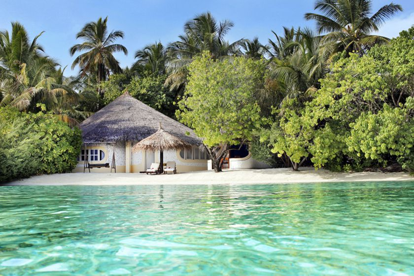 Beach Villa at Nika Island, Maldives