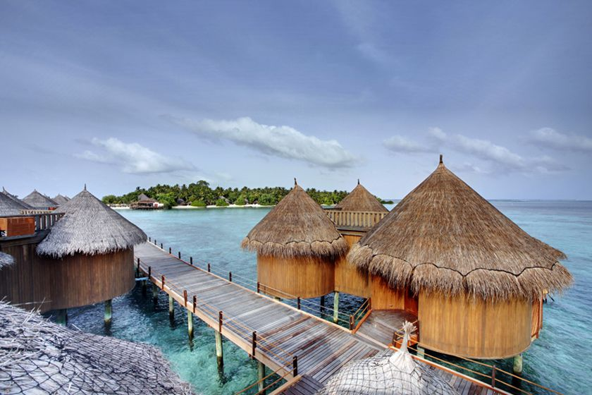 Water Villa at Nika Island, Maldives