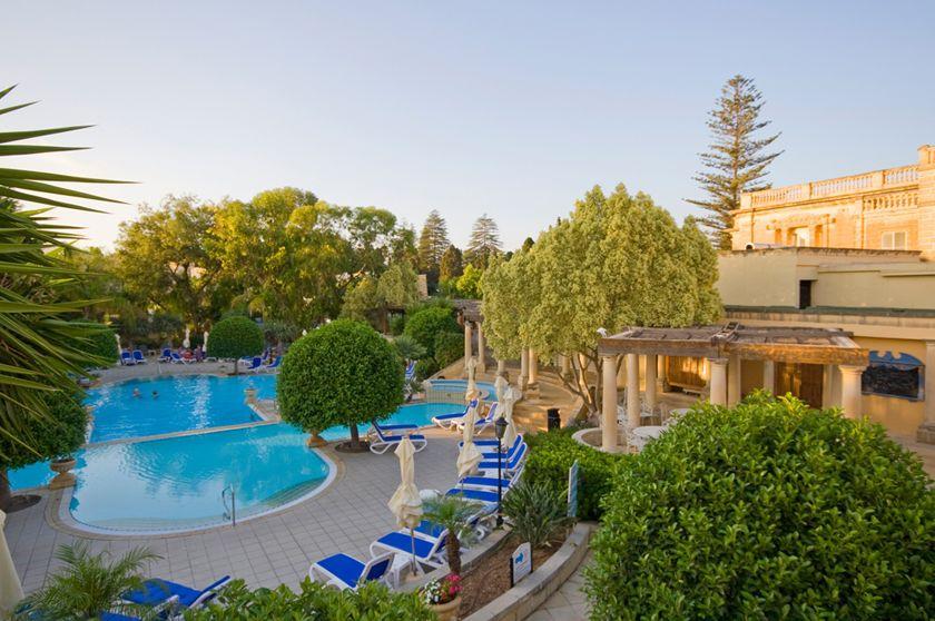 Corinthia Palace Hotel & Spa - Pool