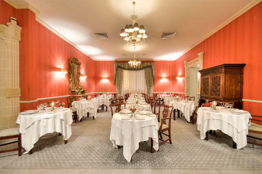 Corinthia Palace Hotel & Spa - Villa Corinthia Restaurant