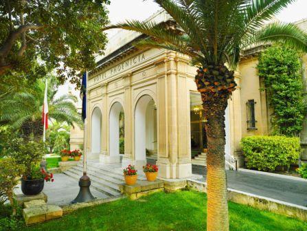 Hotel Phoenicia, Malta