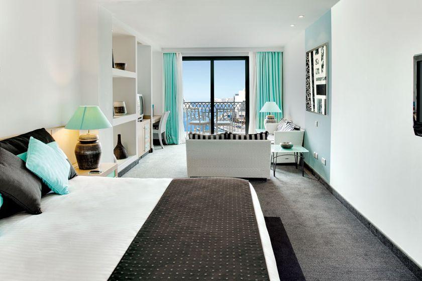Room at Hotel Juliani, Malta