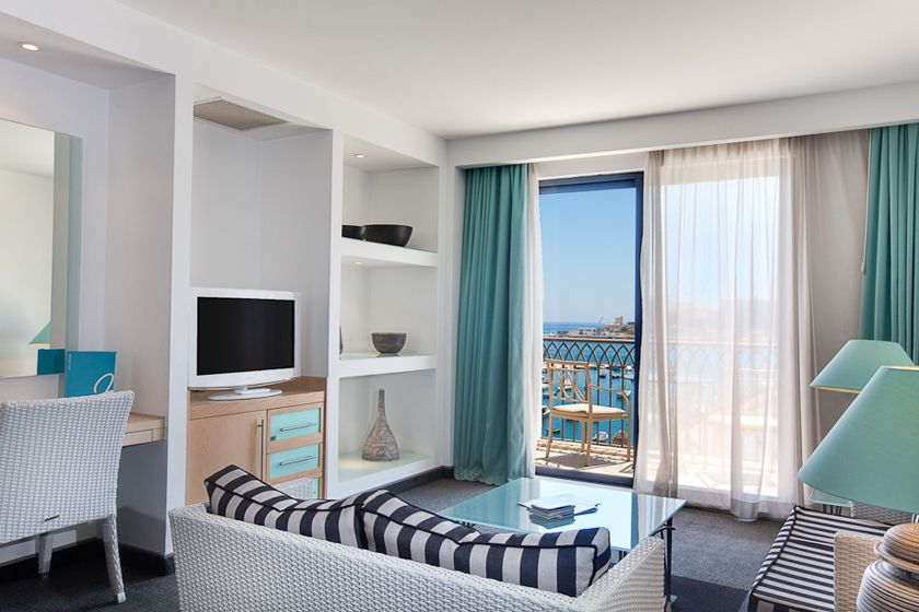 Suite at Hotel Juliani, Malta