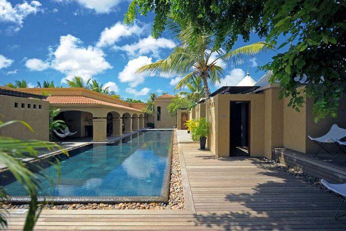 Spa at Le Mauricia, Mauritius