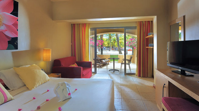 Superior Room at Le Mauricia, Mauritius