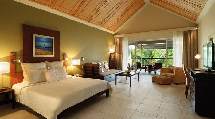 Deluxe Room, Le Victoria, Mauritius