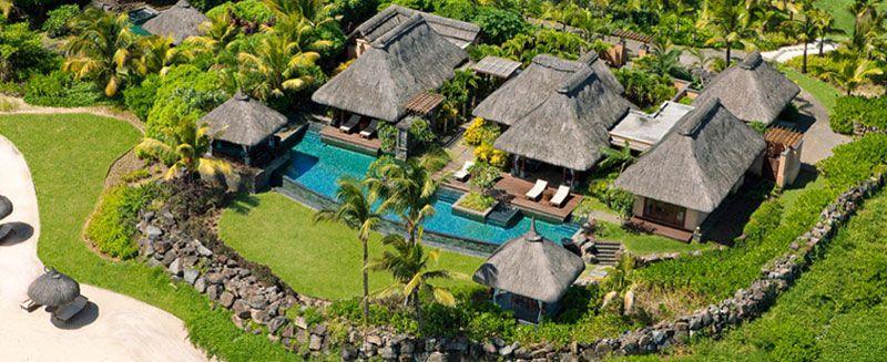 Shanti Villa, Shanti Maurice