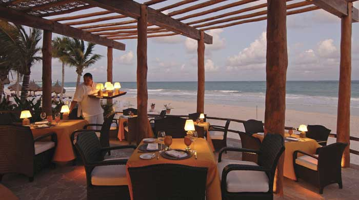El Restaurante, Maroma Resort & Spa, Mexico