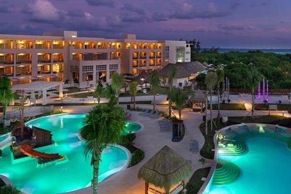 Paradisus Playa Del Carman La Esmeralda