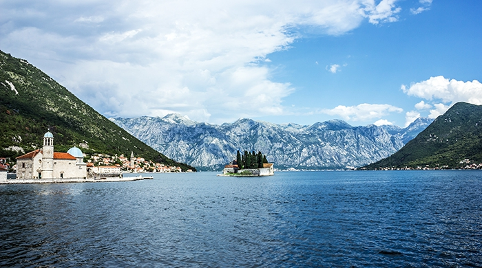 Baroque town of Perast