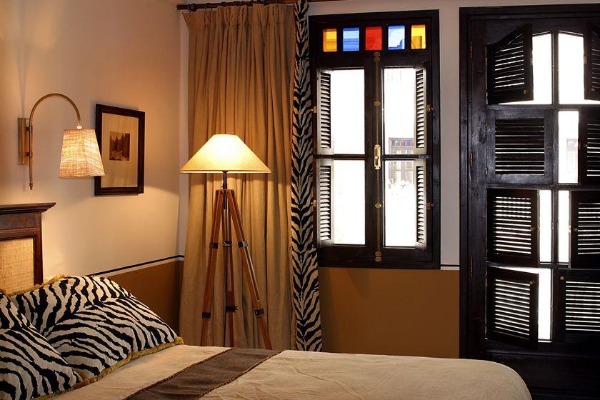 Hotel Heure Bleue, Room