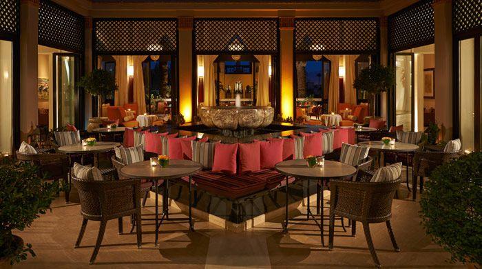 Four Seasons Marrakech, Morocco