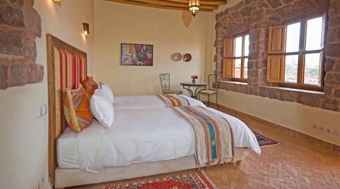 Assif Room, Kasbah Angour, Morocco