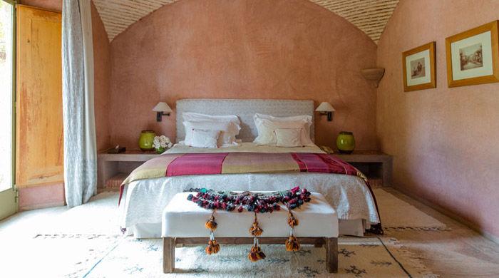 Suite, La Gazelle D'Or, Morocco