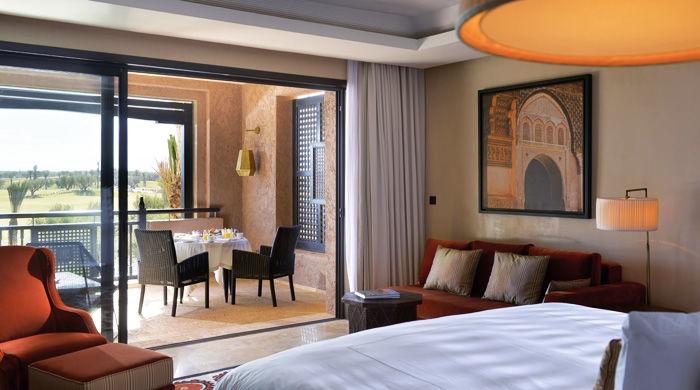 Junior Suite, Royal Palm Marrakech, Morocco