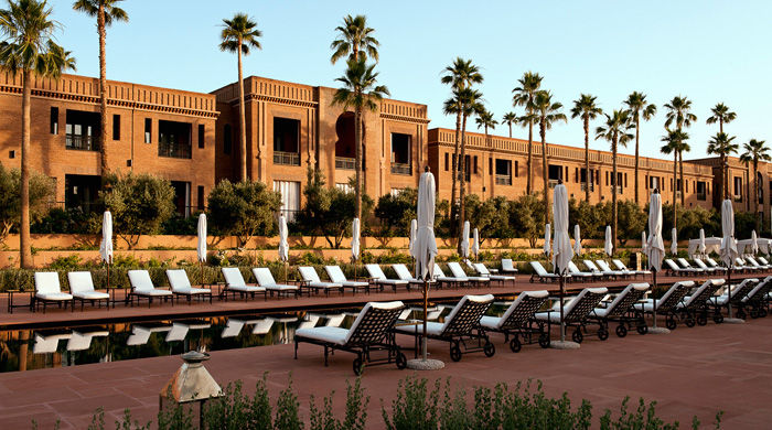 Selman Marrakech, Morocco