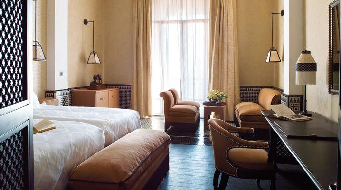 Room at the Selman Marrakech, Morocco