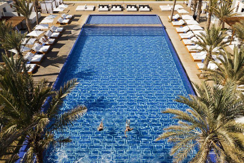 Pool at Sofitel Essaouira Mogador Golf & Spa, Morocco